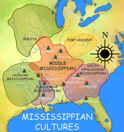 mississippian indian
