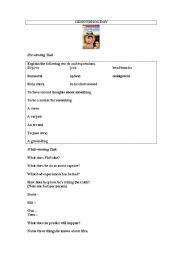 groundhog day slang meaning pin esl worksheets groundhog day worksheet on