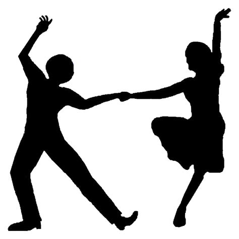 swing dance silhouette wylie recreation june 2014