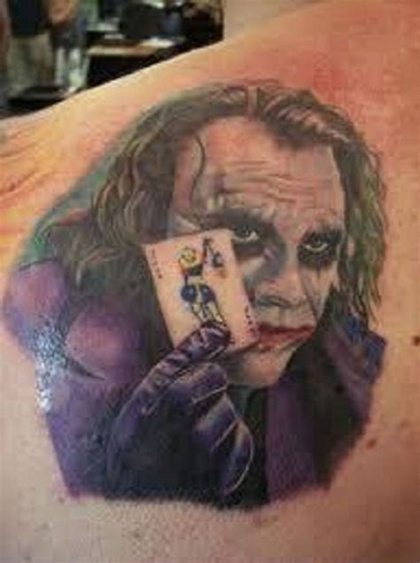 joker card miami ink tattoo designs pictures fashion gallery