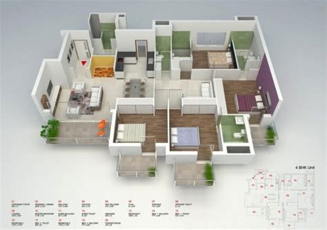 4 bedroom house plans and designs 4 bedroom apartment house plans