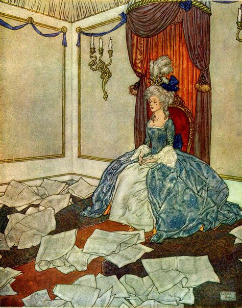painting in the books edmund dulac