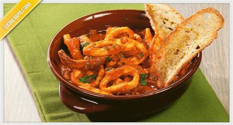 cucinare calamari ricetta dei calamari in cassuola cucinare alla napoletana