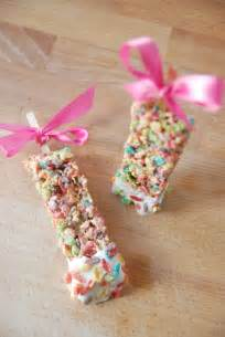 fruity pebble rice krispie treats the novice chef