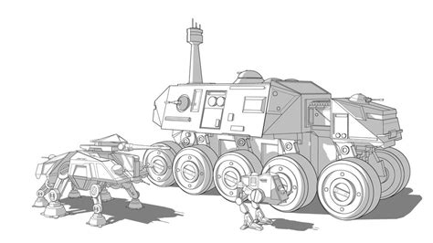star wars gunship coloring page star wars clone vehicles combi by obhan on deviantart