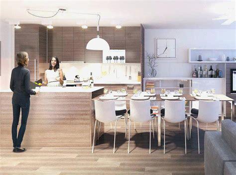 ilot central table cuisine table ilot affordable fabriquer ilot central avec
