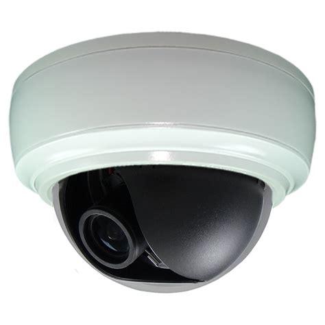 Cctv Indoor bnc indoor dome color 174 960h 12vdc analog