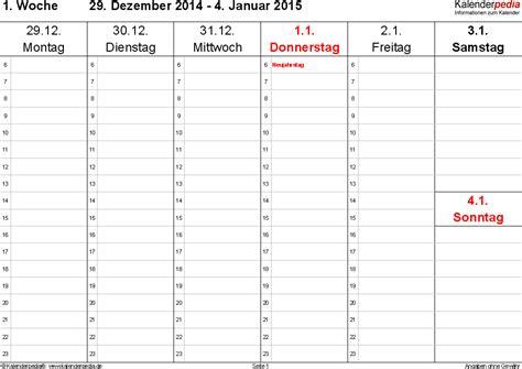 Muster Kã Ndigung Wohnung Wochenkalender 2015 Als Pdf Vorlagen Zum Ausdrucken