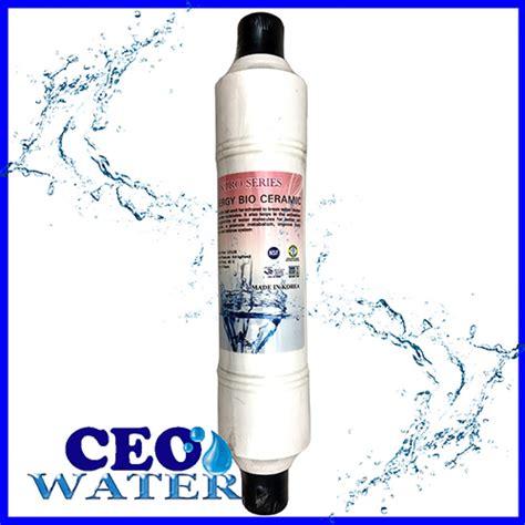 Bio Energy Ceramic Micron replacement water filter cartridge 11 quot korea energy bio