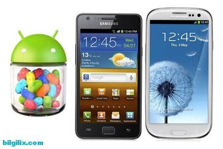 android 4 1 2 jelly bean t 252 rkiye deki galaxy s3 kullanıcıları i 231 in android 4 1 2 g 252 ncellemesi yayımlandı