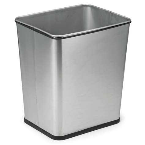 trash can cabinet counter trash can by polder in cabinet trash cans