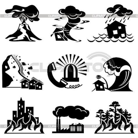 imagenes desastres naturales para imprimir desastres naturales ilustraci 243 n vectorial de stock