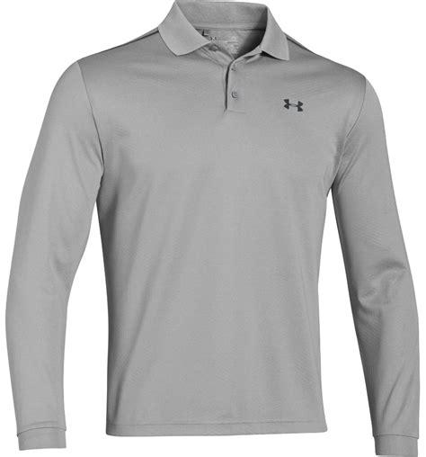 Polo Panjang Longsleeve Pgm Golf armour mens coldgear infrared longsleeve polo shirt 2014
