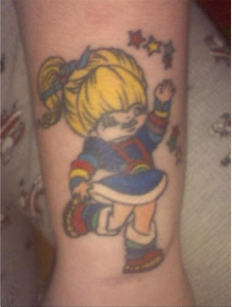 rainbow brite tattoo designs pin moon designs vind tattoovoorbeeldnl