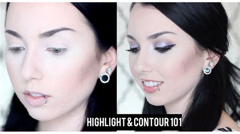 best contour for light skin how to highlight and contour your pale skin
