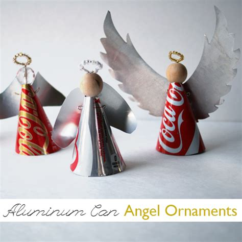 recycle theme christmas decorations on pinterest