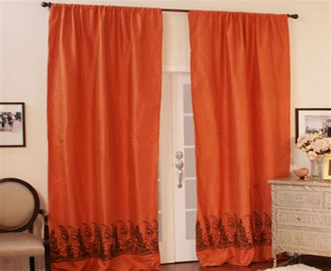 orange kitchen curtains kitchen ideas