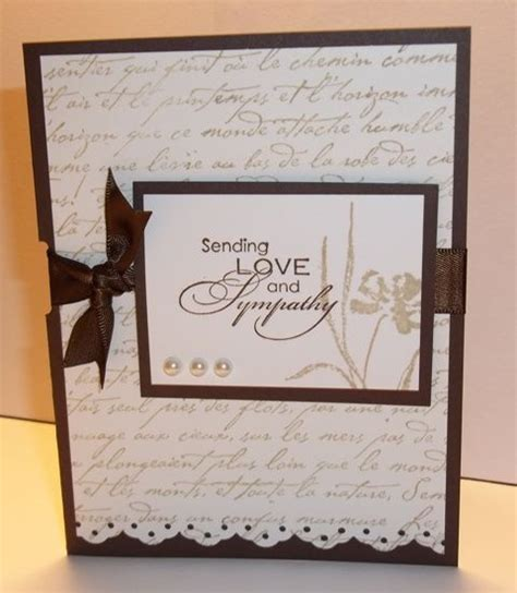 sympathy card ideas to make 54 best images about and sympathy on