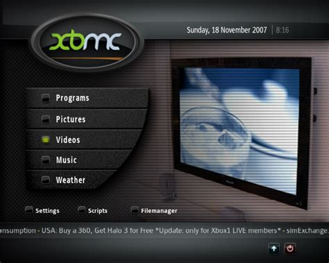 xbmc media center download kodi xmbc 17 6 software digital digest