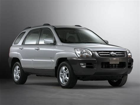 kia sportage history 2007 kia sportage pictures history value research news