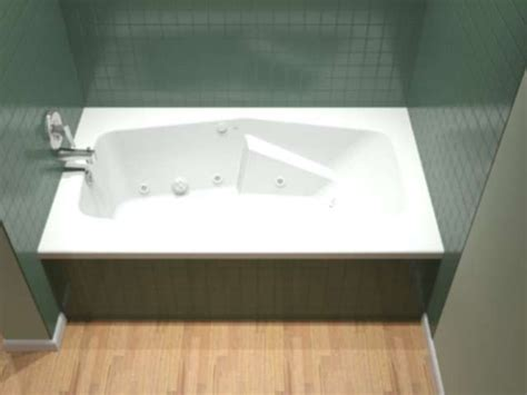 Jetted Tub And Shower Tub Showers