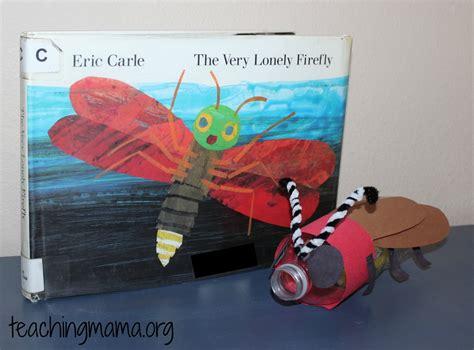Firefly Papercraft - glowing firefly craft