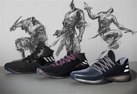 adidas hoops new year adidas basketball new year collection sneaker
