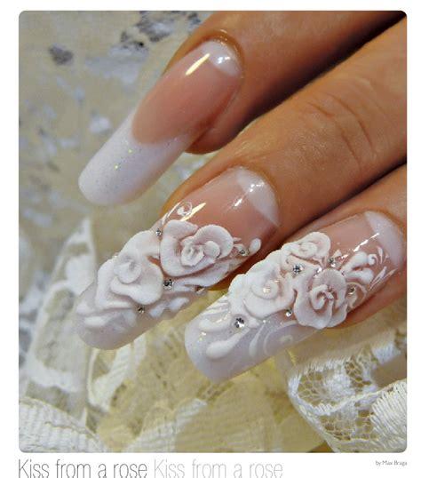 nail fiori passo passo sei passo passo unghie decorate per la sposa