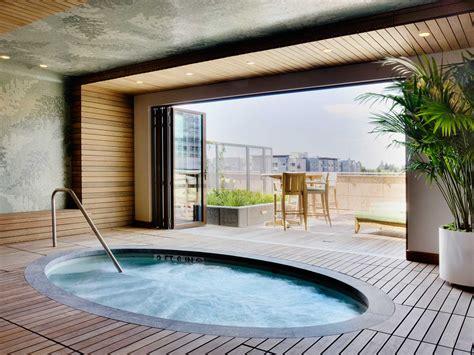 best 25 indoor outdoor bathroom ideas on pinterest best indoor jacuzzi tub gallery bathroom with hot tub 100