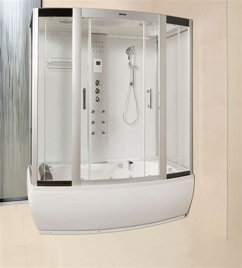 Bathroom Shower Cabins Lww3 1700mm X 900mm Steam Cabin Whirlpool Bath Lisna Waterslisna Waters