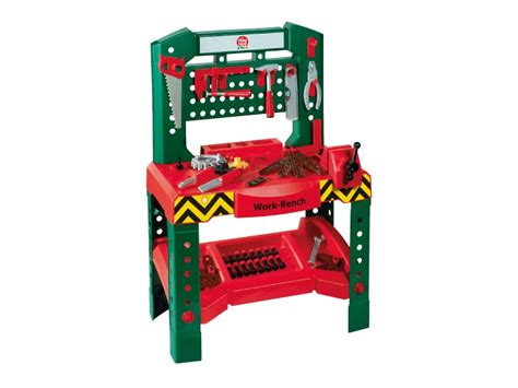 work bench toy playtive junior toy workbench lidl great britain