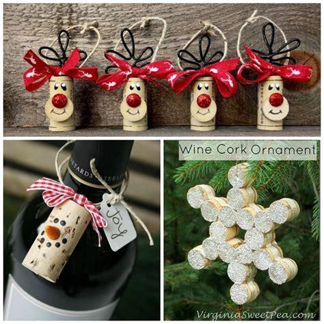 wine cork christmas craft ideas crafts wine cork crafts