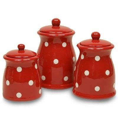 red canisters kitchen decor best 25 kitchen canister sets ideas on pinterest