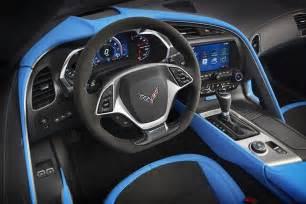 2017 c7 corvette grand sport revealed gm authority