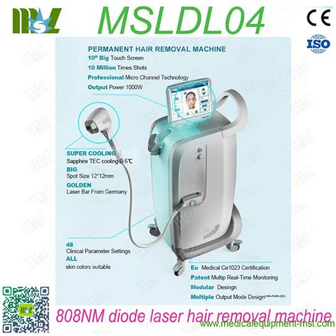 diode laser hair removal parameters diode laser hair removal machine msldl04 permanent pubic hair removal