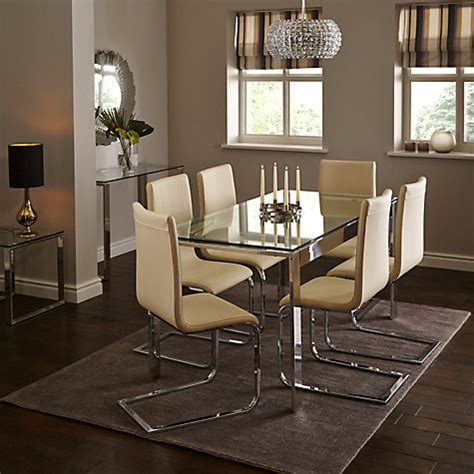 buy lewis 6 seater dining table lewis