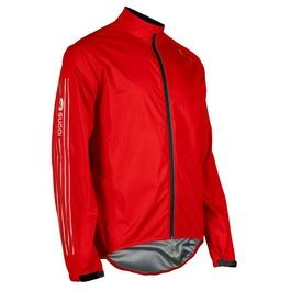 mens rpm jacket (chilli red)