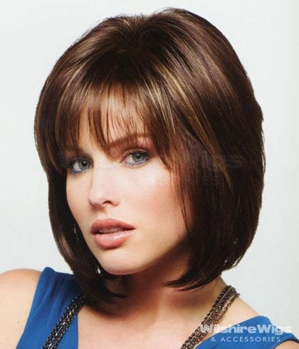wigs for large round faces 1000 images about my new do on pinterest daisy fuentes