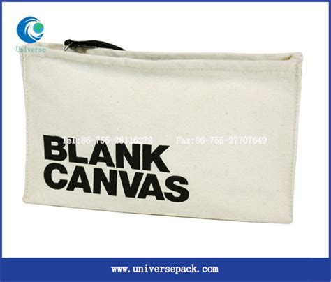 canvas zipper pouch bulk wholesale custom cotton canvas zipper pouch buy custom