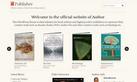 themes in the book sold 5 woocommerce themes for online bookstores wp solver