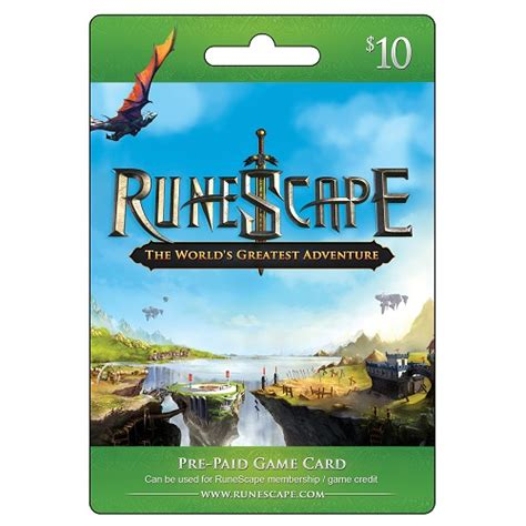 Food E Gift Cards - jagex runescape egift card 10 rewards store swagbucks
