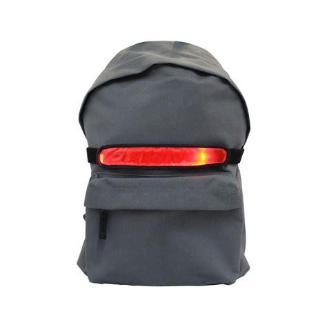 Light Backpack backpack led universal bike light iqualtech