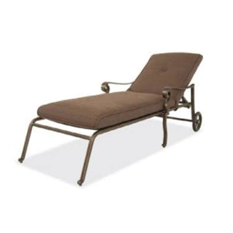 martha stewart chaise lounge martha stewart copano bay firepit set from home depot