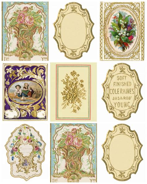 printable old labels magic moonlight free images vintage labels for you free