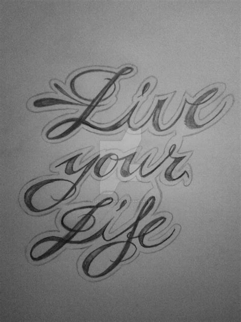 one life live it tattoo designs live to the fullest www imgkid the