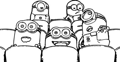coloring pages cute minions printable 36 coloring pages 4274 cute minion coloring page