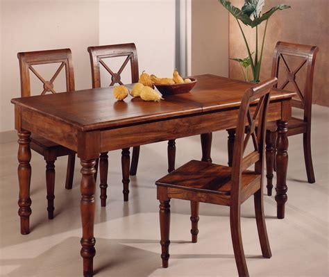 tavoli coloniali sedie coloniali best sedia coloniale tavolo allungabili