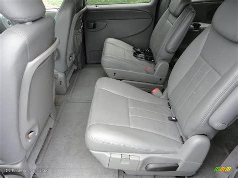 automotive repair manual 2002 dodge caravan seat position control 2005 dodge grand caravan sxt rear seat photo 68765488 gtcarlot com