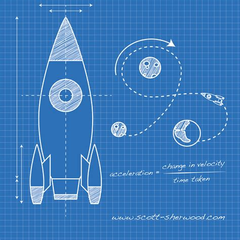 a blueprint illustrator how to create a blueprint style illustration
