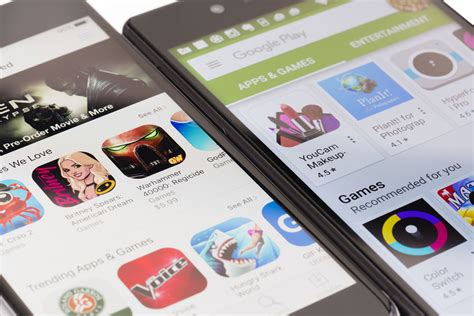 play store mobile tweaks play search results to surface best